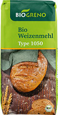 Thumbnail Weizenmehl Type 1050