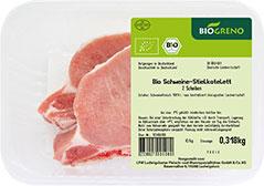 Thumbnail Schweinekotelett in Scheiben