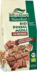 Thumbnail Dinkel Müsli Schoko
