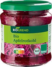 Thumbnail Apfel-Rotkohl 350g