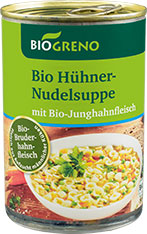 Thumbnail Hühnernudelsuppe