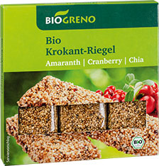 Thumbnail Krokant-Riegel Superfood