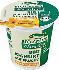 Thumbnail Joghurt auf Frucht Mango-Vanille