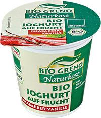 Thumbnail Joghurt auf Frucht Rhabarber-Vanille