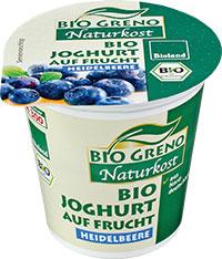 Thumbnail Joghurt auf Frucht Heidelbeere